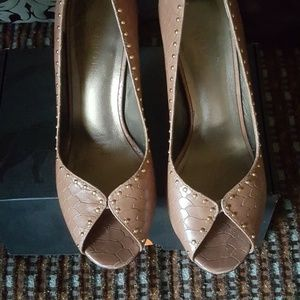 Talbots Size 10B heels